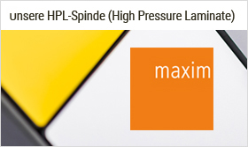 Maxim HPL Spinde - High Pressure Laminate